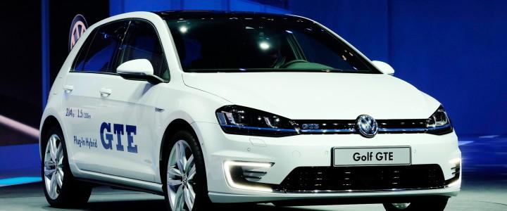 Imagen del Volkswagen GTE