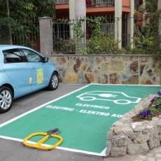 Nueva ITC para puntos de recarga de vehículos eléctricos