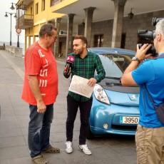 Movilidad Eléctrica en Canarias IV: Infraestructuras en Tenerife, por Mírame TV