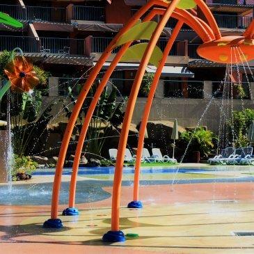"""""""Splash Park"""" en Apartamentos Cordial Mogán Valle"""