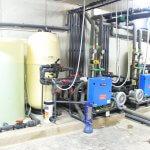Sistemas de tratamiento de agua de hidromasajes para adultos