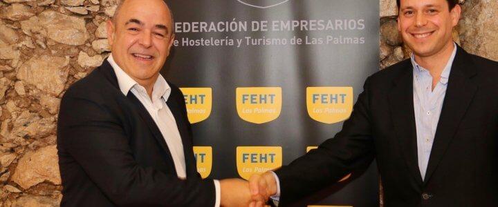 Impulso a la movilidad sostenible con el acuerdo con la FEHT de Arlangton y Etecnic