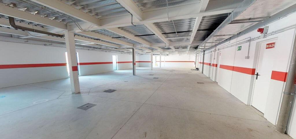 Garaje en planta baja