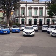 Abierta nueva licitación de la Mancomunidad de Ayuntamientos del Norte de Gran Canaria para suministro de 24 vehículos eléctricos y 14 puntos de recarga